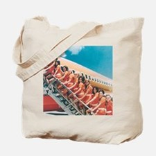 Flight Attendants Tote Bag