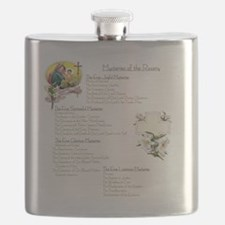 Mysteries of the Rosary Large Flask