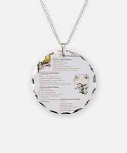 Mysteries of the Rosary Larg Necklace