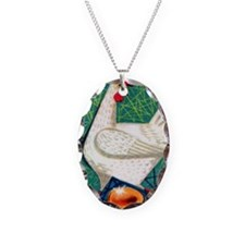 The Goose And The Golden Egg F Necklace