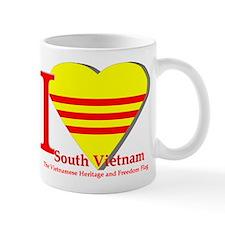 I love Viet Nam Cong Hoa Mug