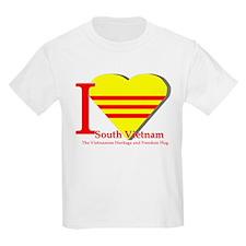 I love Viet Nam Cong Hoa T-Shirt