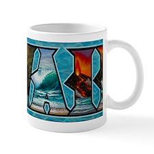 Hawaii Bumpersticker Mug