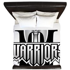 Warriors II King Duvet