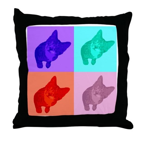 Pixie Throw Pillow