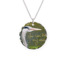 Dear Cancer, You can kiss my Necklace