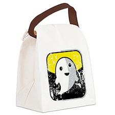 geist-symbol (used) Canvas Lunch Bag