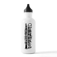Clarinet Vertical Sports Water Bottle