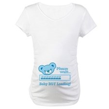 Baby BOY Loading (cute bear design) Shirt