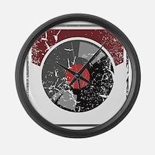 Schallplatte-symbol Large Wall Clock