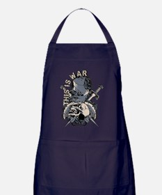 This is War Apron (dark)