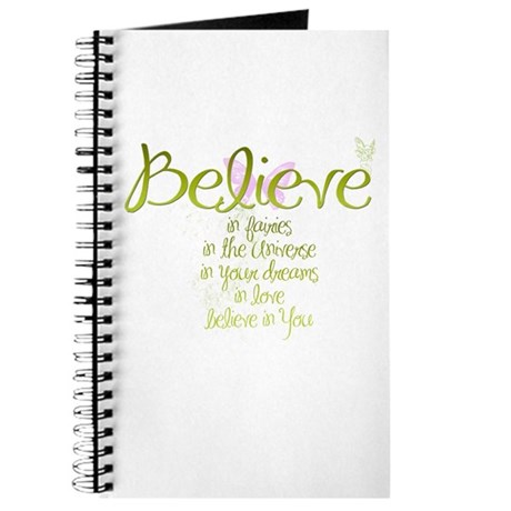 Believe in Everything Journal