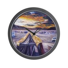 Campus Minimus Wall Clock