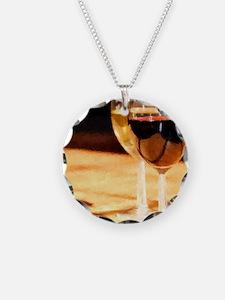 got wine? Necklace