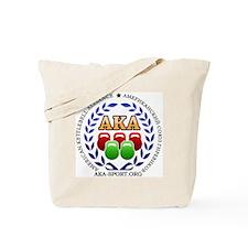 American Kettlebell Alliance Tote Bag