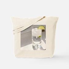vodka tonic cropped Tote Bag
