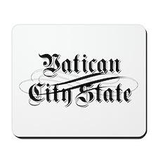 Vatican City State Mousepad