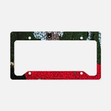 Cairn Terriers License Plate Holder