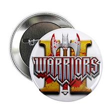 """Warriors II 2.25"""" Button"""
