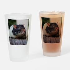 Huck Drinking Glass