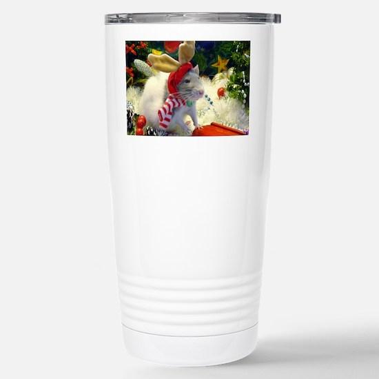 Clover Stainless Steel Travel Mug