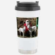 white shepherds Travel Mug