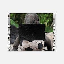 Elephant Soccer Picture Frame