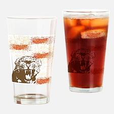 Roar Drinking Glass