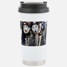 white shepherds Travel Mug