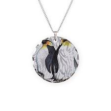 Emperor Penguins Necklace