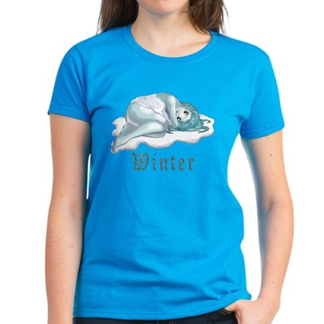 WINTER Women's Dark T-Shirt