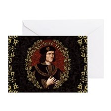 Richard III Greeting Card