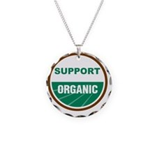Support Organic Necklace