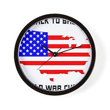 MURICA Wall Clock
