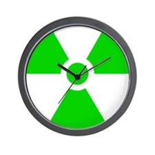 Going Nuclear  Wall Clock