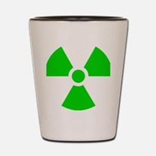Going Nuclear  Shot Glass