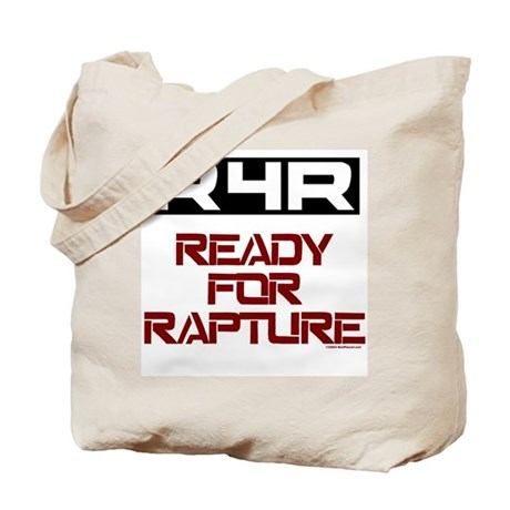 Ready For Rapture Tote Bag
