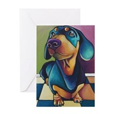 MABLE Greeting Card