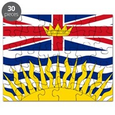 British Columbian Flag Puzzle