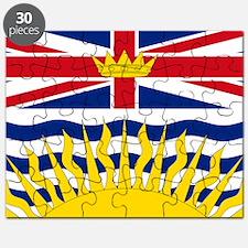 British Columbian Flag Puzzle