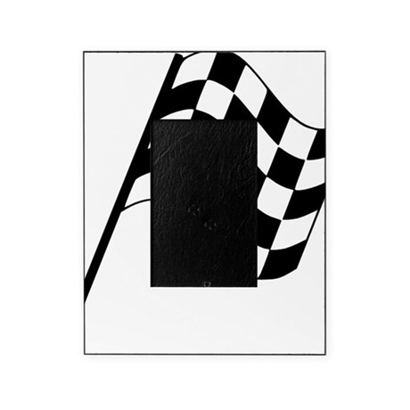 Racing Flag Picture Frame