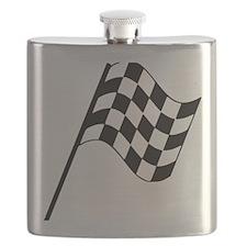 Racing Flag Flask