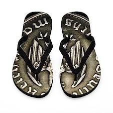 Five Mark Coin Flip Flops