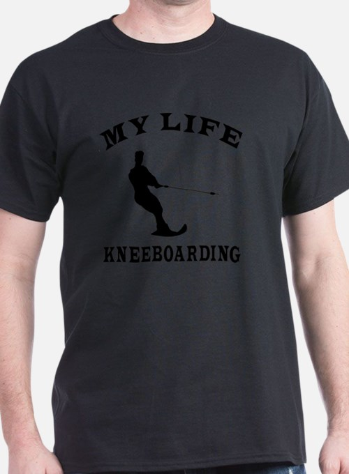 My Life Knee boarding T-Shirt