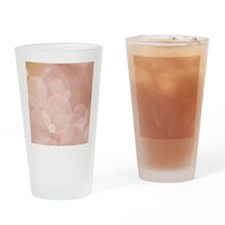 Peachy Bliss Drinking Glass