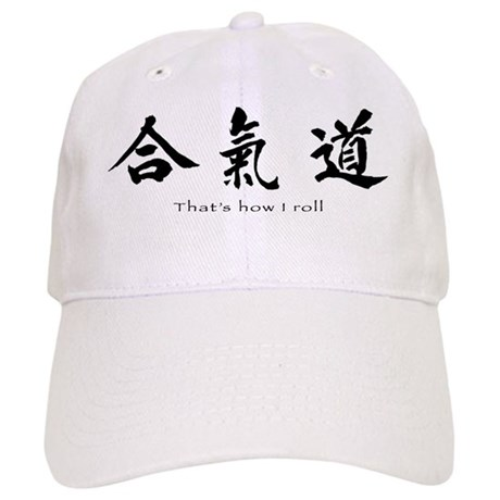 Aikido: Thats how I roll. Cap
