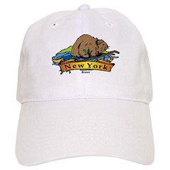 New York Beaver Baseball Cap