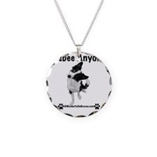 Frisbee Anyone? Necklace