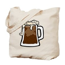 Root Beer Float Tote Bag