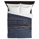 Blue denim Duvet Covers